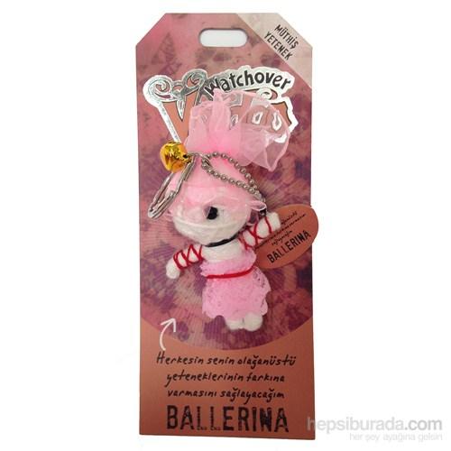 Voodoo Ballerina Anahtarlık