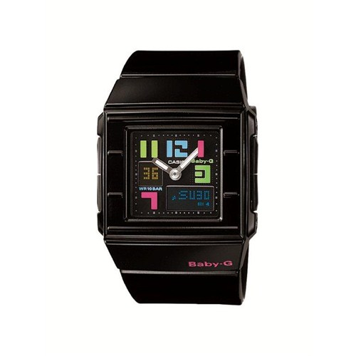 Casio BGA-200PD-1BDR Kadın Kol Saati