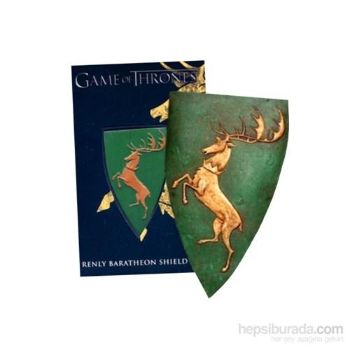 Game Of Thrones Shield Pin: Renly Baratheon Rozet