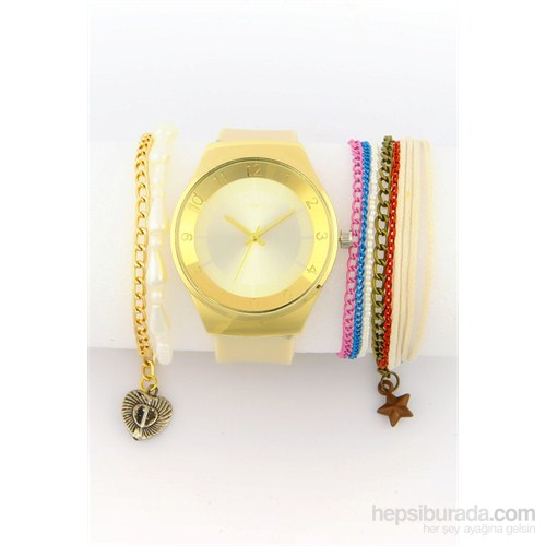 Armparty Eagle Eyes Eglarm004 Kadın Kol Saati