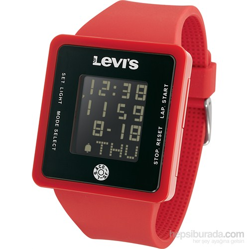 Levi's Lth0807 Unisex Kol Saati