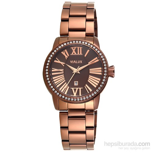 Vialux Lj412-M03 Kadın Kol Saati