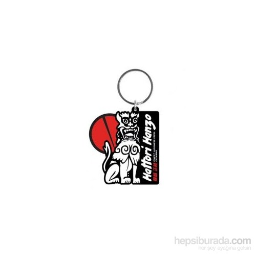 Kill Bill Hattori Hanzo Anahtarlık