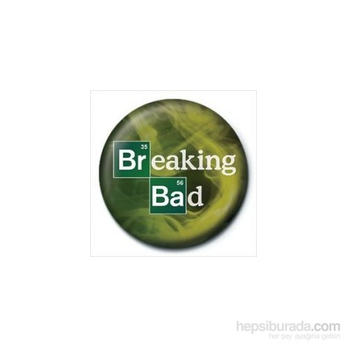 Rozet - Breaking Bad - Logo