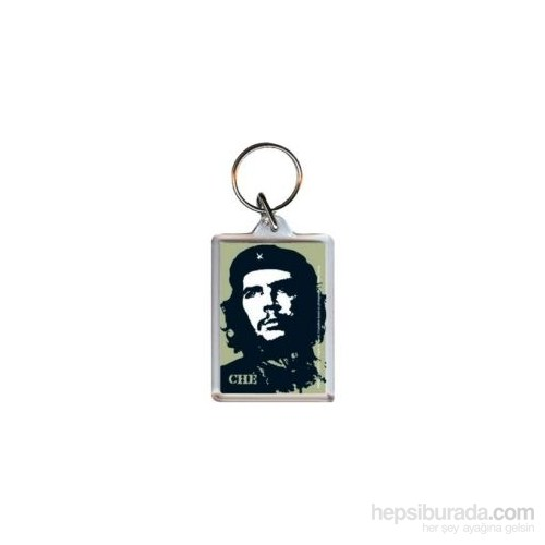 Che Guevara PK5360 Akrilik Anahtarlık