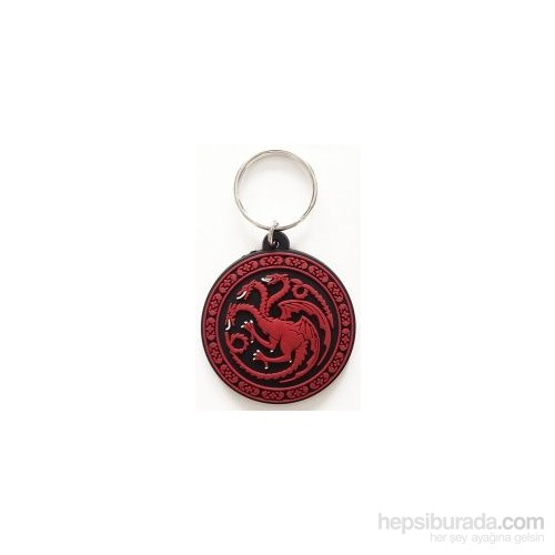 Game Of Thrones Targaryeon Anahtarlık