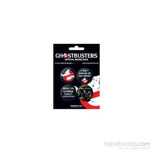 Rozet Seti - Ghostbusters - Peter Ray & Egon