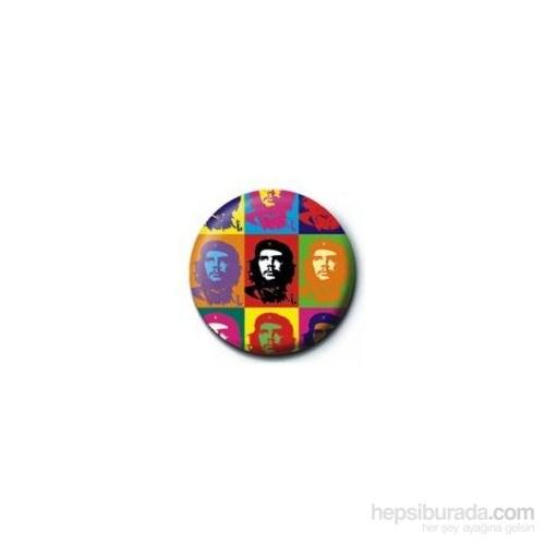 Rozet - Che Guevara Pop Art
