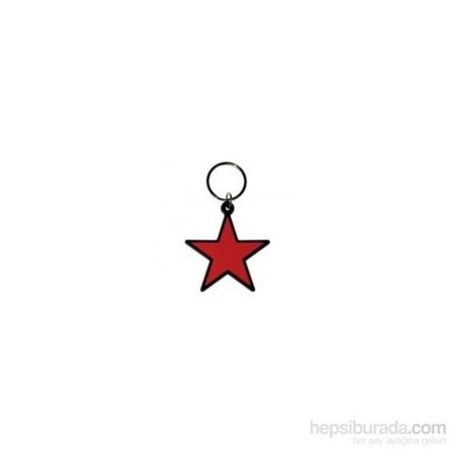 Red Star Anahtarlık