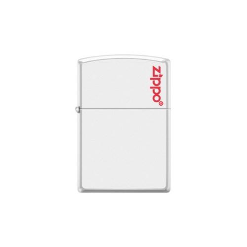Zippo Logo Vert-Red Çakmak