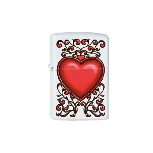 Zippo Heart Ornamental Çakmak