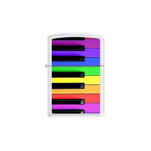 Zippo Ci012907 Piano Keys Çakmak
