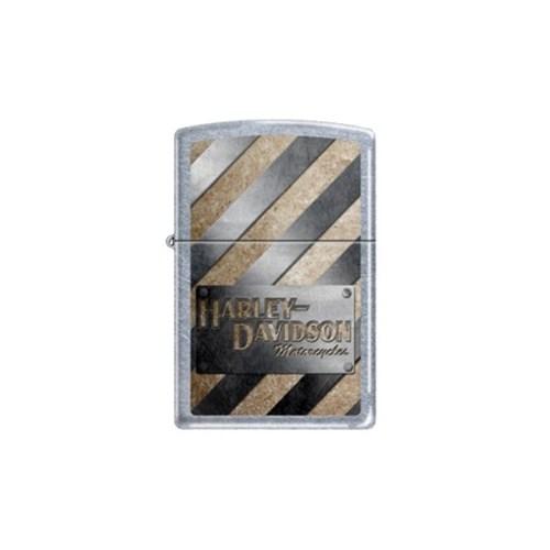 Zippo Ci008524 Hd Metal Striped Çakmak