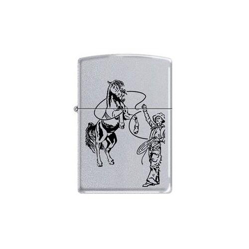 Zippo Cowboy And Horse Çakmak