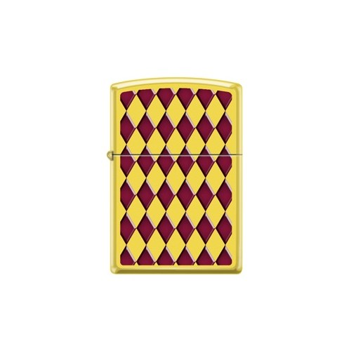 Zippo Checkered Pattern Çakmak