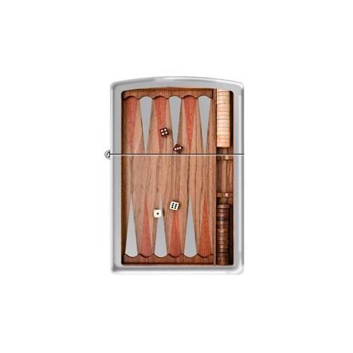 Zippo Backgammon Çakmak