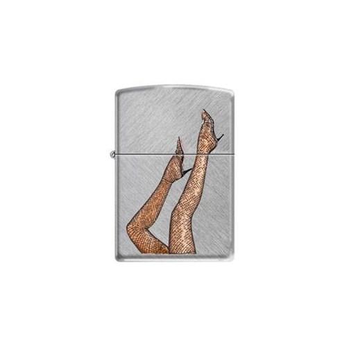 Zippo Legs Fishnet Stockings Çakmak