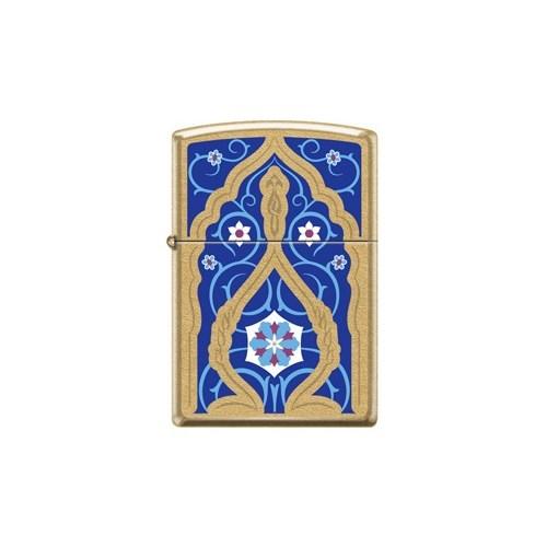 Zippo Ci017448 Blue Pannel Çakmak