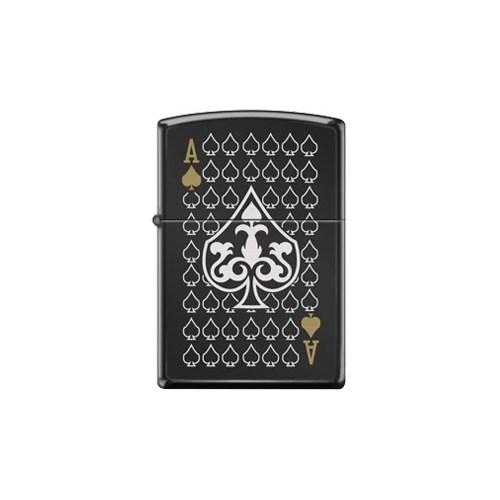 Zippo Mp325885 Ace Of Spades Çakmak