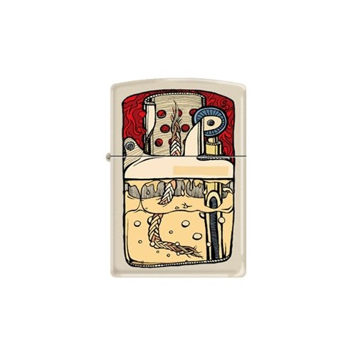 Zippo Ci001647 Zippo Guts Çakmak