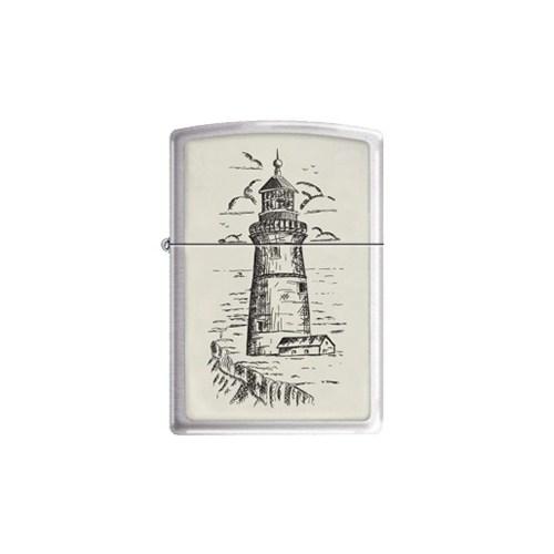 Zippo Mp286567 Lighthouse Scene Çakmak
