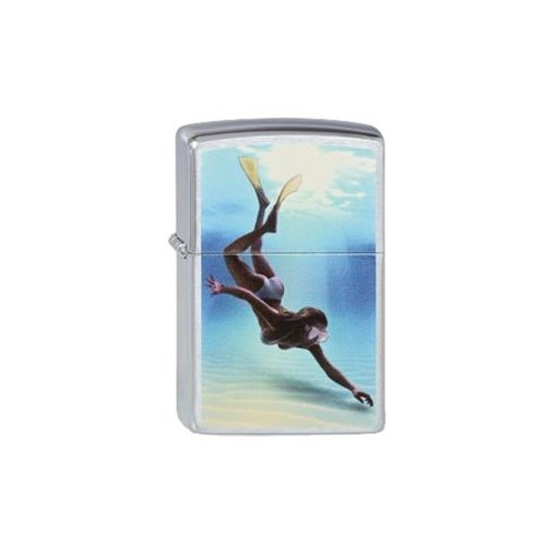 Zippo Bs Diving Girl Çakmak