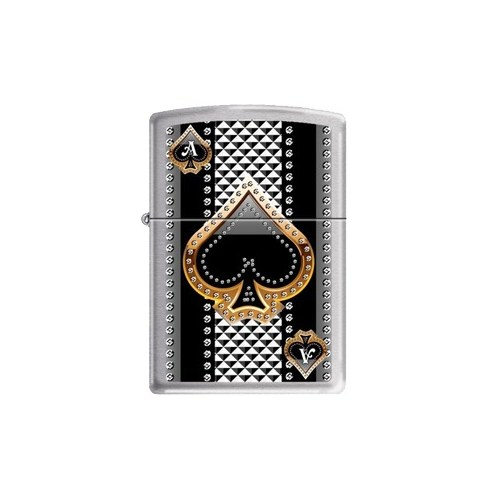 Zippo Ci007951 Ace Of Spades Çakmak