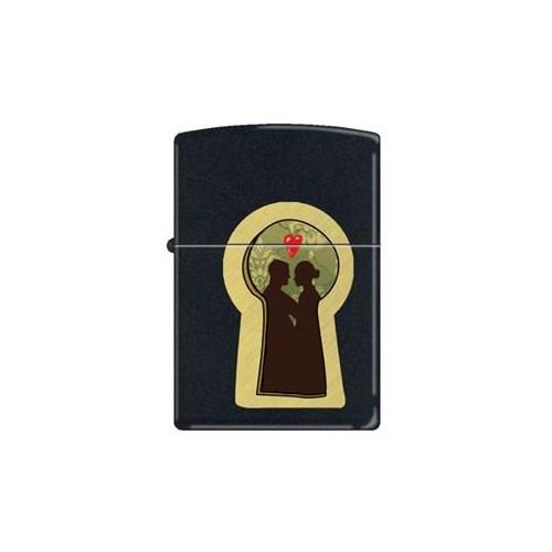 Zippo Ci012652 Keyhole Couple Çakmak