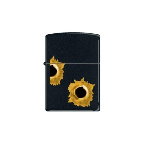 Zippo Ci002322 Bs Bullet Hole 2 Çakmak