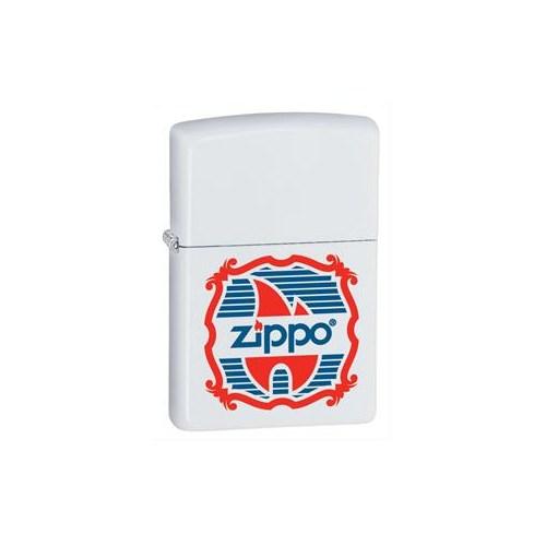 Zippo 214 Vintage Logo Çakmak