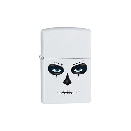 Zippo 214 Skull Mask Çakmak