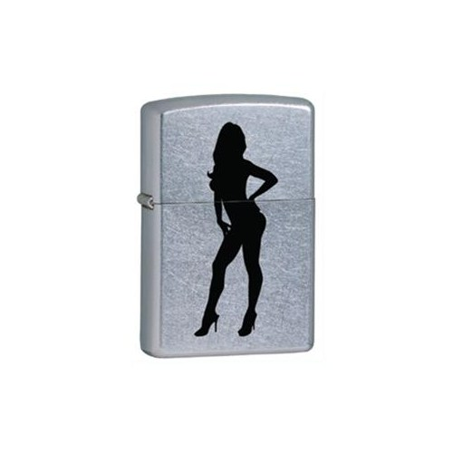 Zippo 207 Sexy Woman Silhouette Çakmak