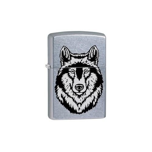 Zippo 207 Wolf Çakmak