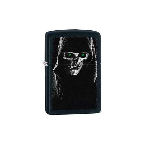 Zippo 218 Hooded Skull Çakmak