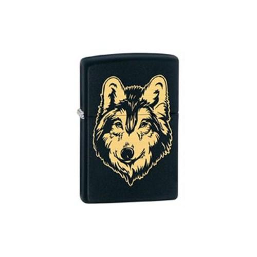 Zippo 218 Wolf Head Çakmak