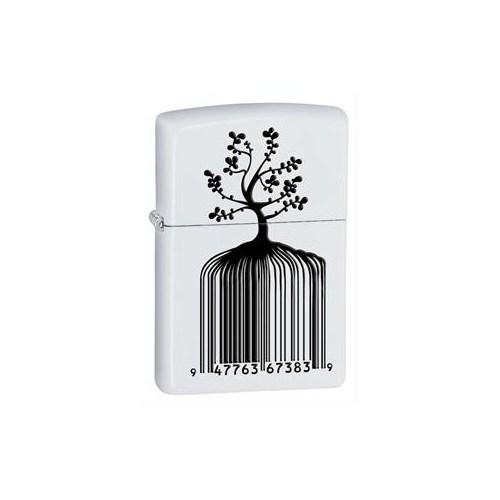 Zippo 214 identity Tree Barcode Çakmak