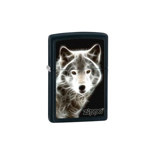 Zippo 218 White Wolf Çakmak