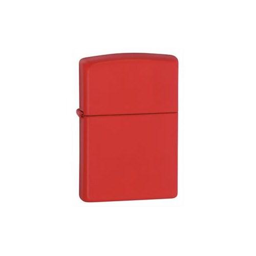 Zippo Regular Red Matte Çakmak