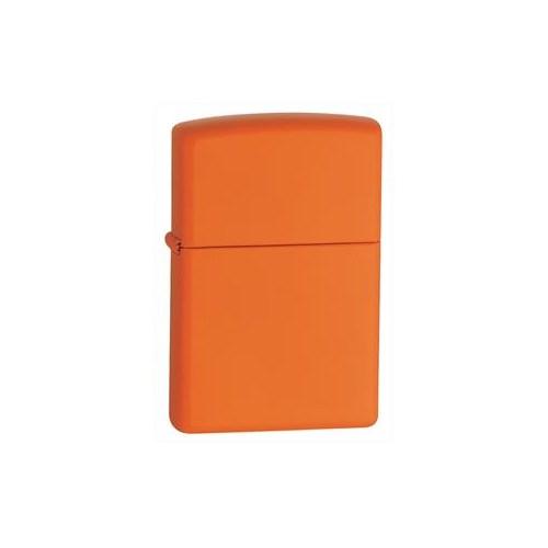 Zippo Regular Orange Matte Çakmak