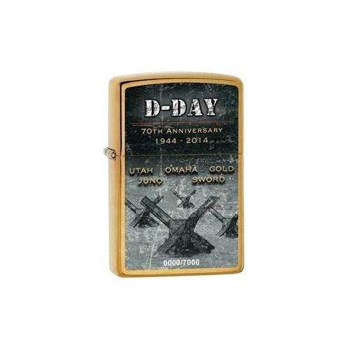 Zippo D-Day 70Th Anniv Çakmak