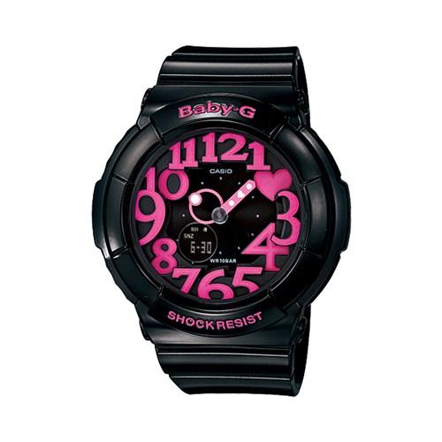 Casio BGA-130-1BDR Kadın Kol Saati