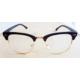 Köstebek Siyah Saplı Çerçeveli Gözlük Kgz073