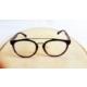 Köstebek Mürdüm Çerçeveli Cat Eye Gözlük Kgz080