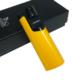 Lubinski Dokunmatik 3 Pürmüz Alevli Sarı Puro Çakmağı dd20