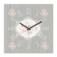 Clockmaker 30x30 Mdf Duvar Saati CMM230