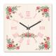 Clockmaker 30x30 Mdf Duvar Saati CMM231