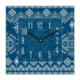 Clockmaker 30x30 Mdf Duvar Saati CMM243