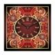 Clockmaker 30x30 Mdf Duvar Saati CMM246