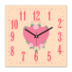 Clockmaker 30x30 Mdf Duvar Saati CMM271