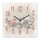 Clockmaker 30x30 Mdf Duvar Saati CMM294